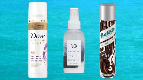 9 Dry Shampoos That Are Virtually Invisible on Dark Hair