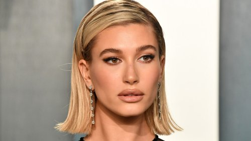 Hailey Bieber Tops Off Her Nightly Skin-Care Routine With Aquaphor Ointment