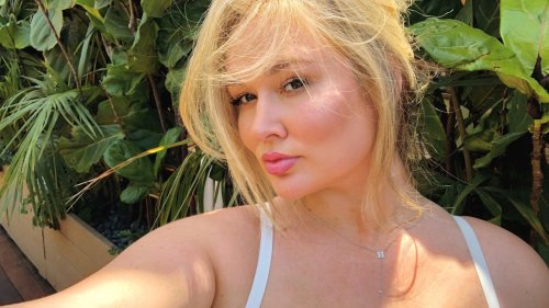 Why Model Hunter McGrady Prays for the Haters