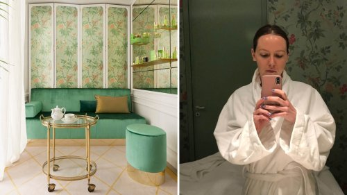 Why I Flew All the Way to Paris for a Tata Harper Facial