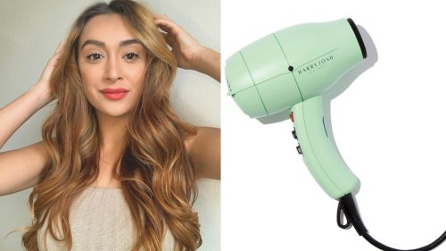 The Harry Josh Pro Dryer 2000 Is So Good, I Stopped Getting Professional Blowouts