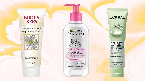 The Best Face Washes for Under $15
