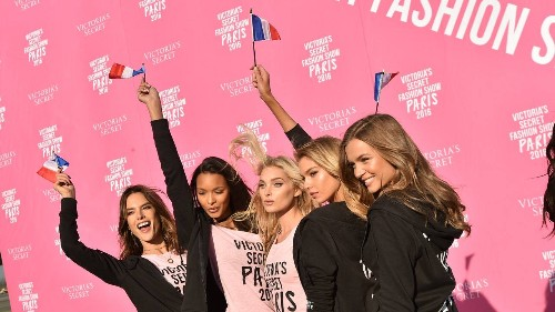 What the Angels Are Most Nervous About Before the Victoria's Secret Fashion Show
