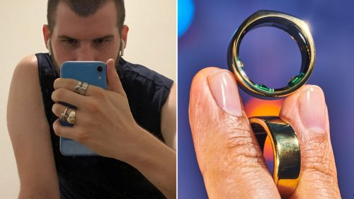I Tried the $300 Oura Ring That Kim K Is Obsessed With