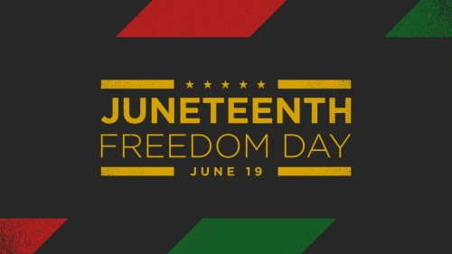 Opinion   The enduring promise of Juneteenth