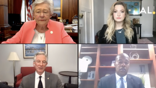 Ivey, Tuberville, Alabama House minority leader encourage COVID vaccinations