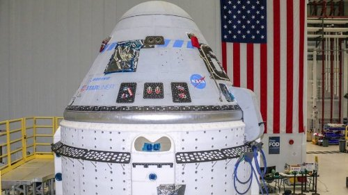 NASA, Boeing prepare for next month's launch of second Starliner flight test