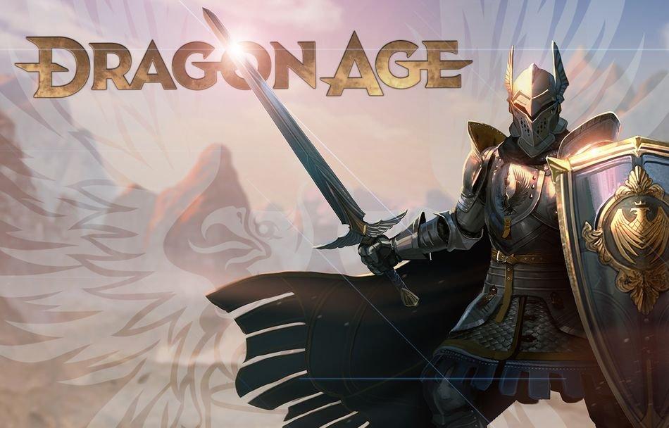 Dragon Age - cover