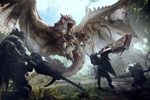 Rumour: Sony reportedly paid to delay the PC version of Monster Hunter World