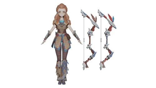 Genshin Impact: Aloy combat animations have been revealed