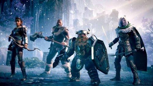 Dungeons & Dragons Dark Alliance gameplay shown in hilarious trailer