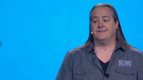 Blizzard president J. Allen Brack is leaving the company