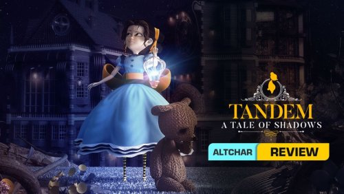 Review: Tandem: A Tale of Shadows - Close to greatness