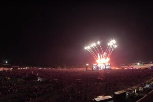 Incredible Rolling Stones Concert on July 4th Showed That IMS Can Do More Than Just Host Racing