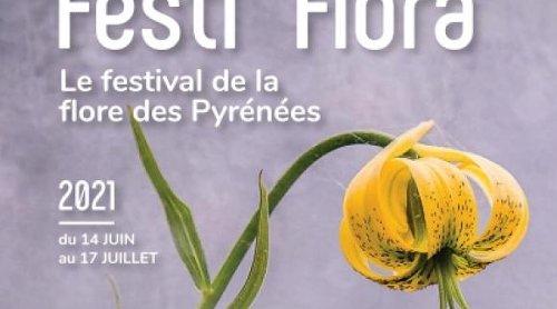 Festi'Flora, festival de la flore des Pyrénées du 14 juin au 17 juillet 2021