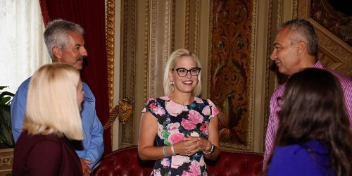 'Pure ambition': Why Kyrsten Sinema is determined to remain 'a woman apart from her party'