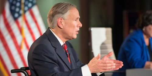 Texas gov vetoes funding for state Legislature as punishment for Democrats' walkout on elections bill