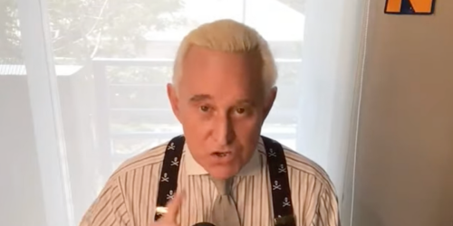 Roger Stone goes silent on the Matt Gaetz scandal — then lashes out at the media