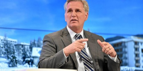McCarthy attacks Cheney and Kinzinger as 'Pelosi Republicans' — says he'll 'see' after call to punish them