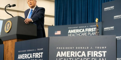 Trump's entire health care plan turned out to be a $200 cash card — and now even that's not happening