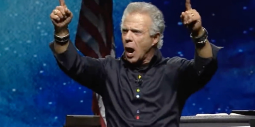 Far-right pastor says there are more gays than ever thanks to a 'demonic spirit'
