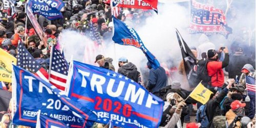 'You left us bloody and alone!' Feds reveal MAGA rioter's anguished message to Trump after realizing he wasn't getting pardoned