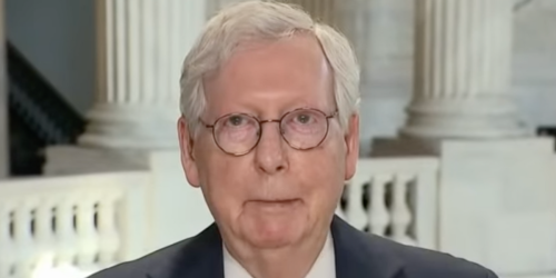 Mitch McConnell gets caught off guard when Fox News grills him over GOP support for Trump's election lies