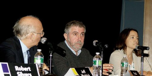 Financial writer: Paul Krugman 'got it right' about the COVID-19 recession