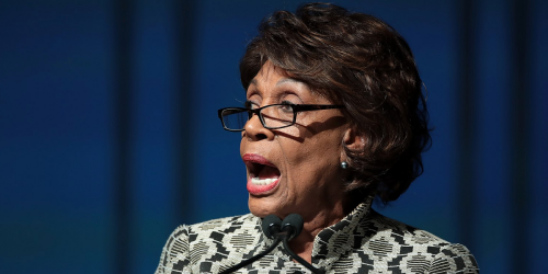 'Impeach and remove Maxine Waters': New York Post condemns Democrat as violent. What about the police?