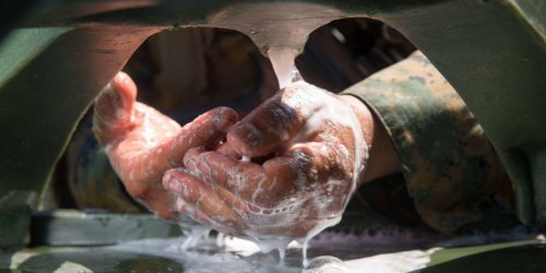 We should keep the healthier hand-washing habits we developed at the start of the pandemic
