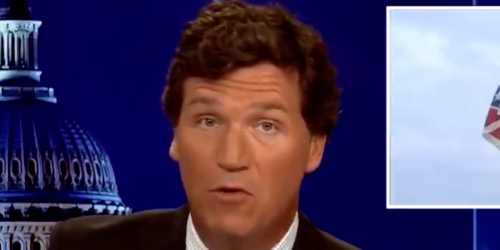 Tucker Carlson's revealing slip of the tongue stuns observers: 'Every day he becomes more and more explicit'