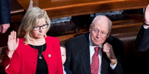 The field of Wyoming Republicans looking to unseat Liz Cheney has become a Trumpian circus: report