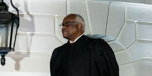 Legal critics pillory Justice Clarence Thomas for 'speaking out against something he is actively doing'
