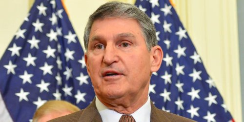 'In his mind he's the hero': Columnist delivers devastating blow to 'Joe Manchin's mighty Delusions'