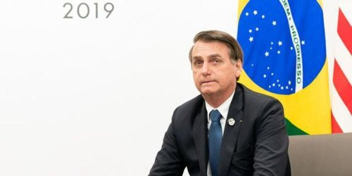 Bolsonaro faces 'crimes against humanity' charge over COVID-19 mishandling