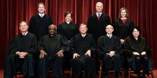 The Supreme Court radically altered the meaning of the 1st Amendment — in an unsigned opinion