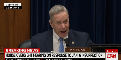 'You're ridiculous!' Capitol riot hearing erupts after ex-acting defense secretary changes tune on Trump culpability