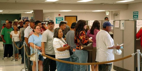 New study blows up GOP talking point that cutting unemployment benefits early will push people to find work