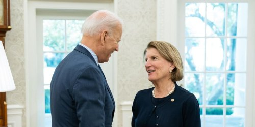 Joe Biden's relapse into hallucinations about GOP leaders