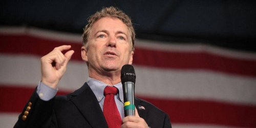 Watch: Angry constituent curses out Rand Paul during town hall meeting