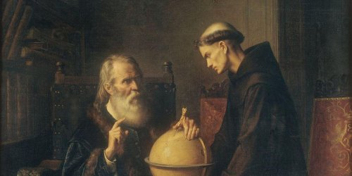 Why the mysterious philosophical theory of 'panpsychism' may help correct Galileo's 'error'