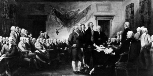 The American founders didn't believe your sacred freedom means you can do whatever you want
