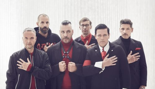 Rammstein join forces with Balenciaga for designer merch line