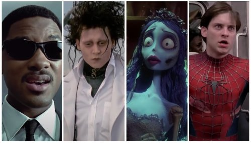 10 films that were flawlessly scored by singer-songwriter Danny Elfman