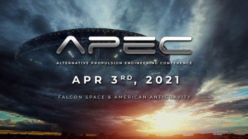 APEC 4/3: Roger Shawyer's EmDrive & The Information Universe
