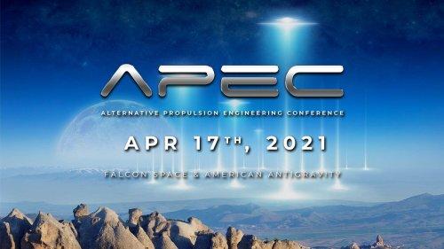 APEC 4/17: UAP Performance & Gravitational Physics