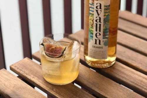 How to Make the Avallen Autumn Old Fashioned