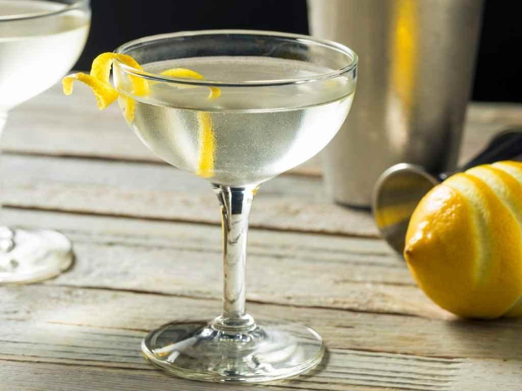 Classic Gin Martini Recipe