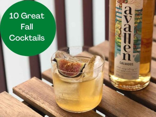 How to Make 10 Great Fall Cocktails