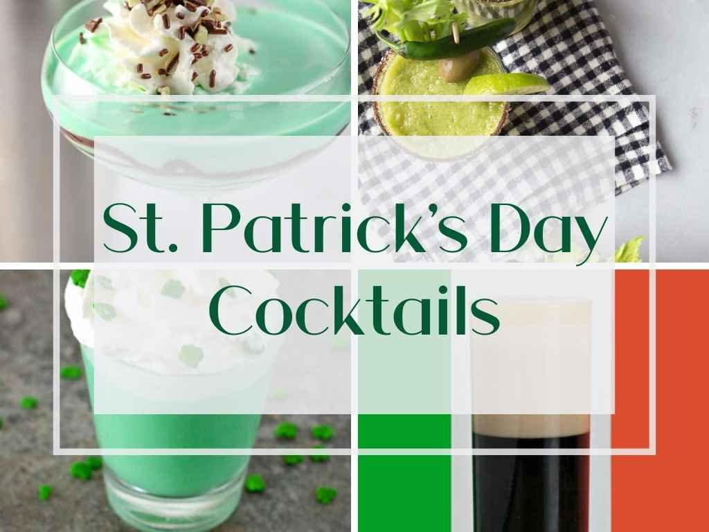Cheers to St. Patrick's Day!
